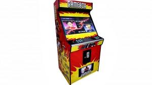 3D Oyunlu Atari Makinası