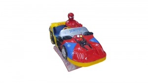 Spiderman Kiddie Rides